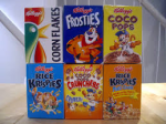 sugary cereals picture